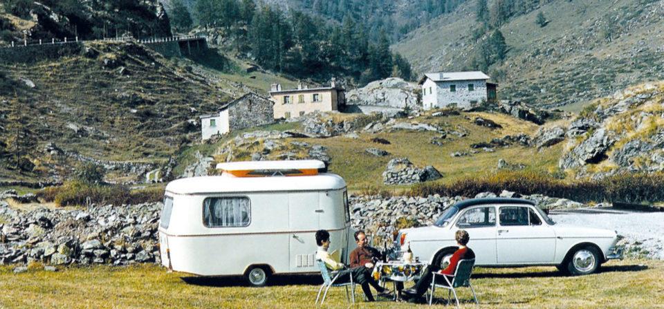 História karavanu