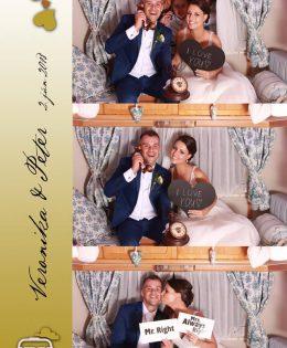 Fotokaravan na svadbe na Červenom kameni 4